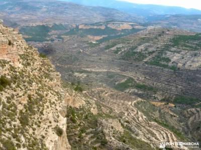 Rincón de Ademuz;senderismo montanejos la mochila mochilas trekking
